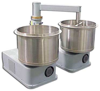 Gruber GS2350 Dual Vessel Blender