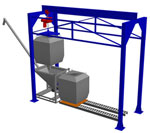 Bulk Bag Gantry