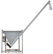 Gruber Standard Powder/Granule Ground Hopper