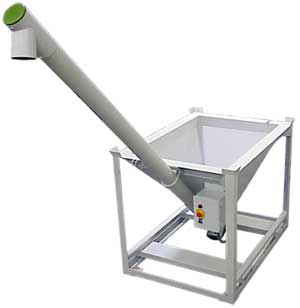 Small Aggregate Polymer Concrete Ground Hopper