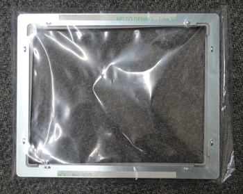 Replacement Economizer display bezel adaptor