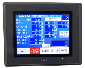 Replacement Economizer Display