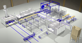 Gruber Manufacturing Plant Design Services